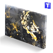 New Material Artifcial Nero Marble Black