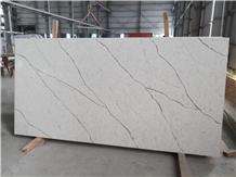 Calacatta Marble Quartz Slabs Vietnam Quartz
