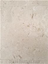 Shell Beige Marble Tiles & Slab