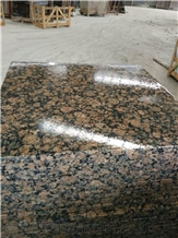 Baltic Brown Finland Granite Floor Wall Tile Cladding Stone