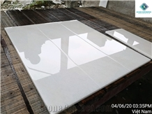 Best Quality Pure White Marble for Stair