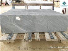 Grey Marble Tiles for Stone Stairs Step Risers