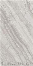 Glazed Breccia Sarda Nuvolato Marble Ceramic Slab Tiles