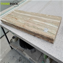 Green Onyx Countertop Stone Composite Panels