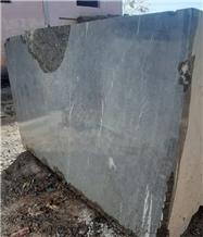 Grey Silver Marble Blocks, Morocco Grey Marble