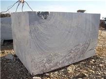 Lido Grey Marble Blocks, Tiflet Light Grey Marble Blocks