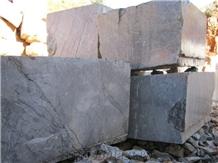 Spider Grey Marble Block, Morocco Grey Marble