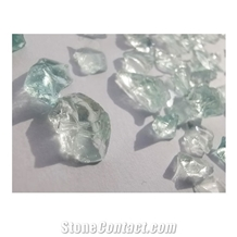 Water Green Gd-023 Artificial Glass Pebbles