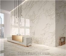 Modern Design Curved Hotel Reception Counter Desk
