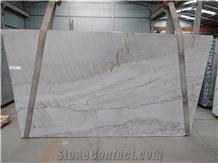 Dakar White Quartzite Slabs
