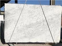 Bianco Carrara Canaloni Marble Slabs