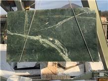 Verde Alpi Marble Slabs