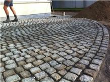 Tumbled Grey Sandstone Cobble Stone