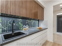 Caesarstone Petra Grey Kitchen Countertop