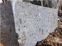 New Ceppo Conglomerate Blocks, Ceppo Grigio Conglomerate Block