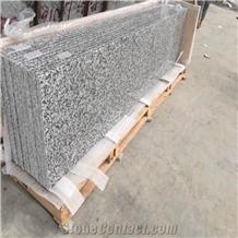 G439 Pauline Grey Granite Prefab Countertops Island Tops