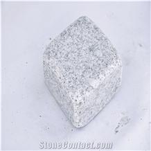 Tumbled Natural Grey Granite Stone Pavers