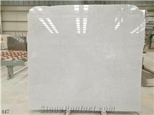 A Garde Vietnam Crystal White Marble Slab Glossy