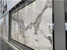 Patagonia Granite Look Translucent Sintered Stone Artificial Slabs