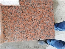 Project Supplier G562 Charme Maple Red Granite Tiles