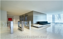Blanco Pirg Marble Floor and Wall Tiles