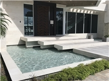 Nessuna Limestone Pool Coping, Terrace Pavers