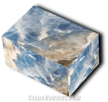 Blue Onyx Blocks