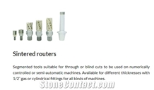 Cnc Carving Router Bits, Sintered Routers