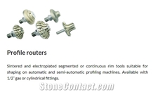 Profile Routers, Edge Profiling Tools, Router Bits