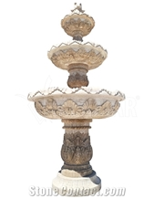 Travertine Fountain Rome