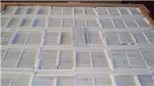 Bianco Carrara Marble Small Tiles