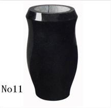 Granite Stone Vases, Shanxi Black Granite Vases