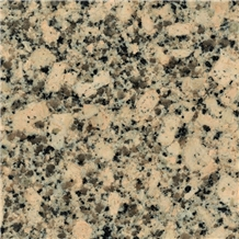 Crystal Yellow Granite Slabs - Exotic Stone