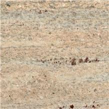 Ivory Chiffon Granite Slabs & Tiles