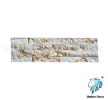 Golden Coin Marble Nature Stone Backsplash Panel