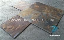 Wholesale Multicolor Tile Rusty Slate for Wall Floor Decor