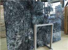 Black Marble Slabs Black Agate, Grigio Carnico, Mugla Black Karaoz Black Marble Slabs