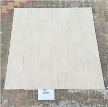 Light Cream Travertine Floor Tile, Turkey Ivory Travertine