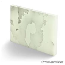 White Onyx Marble Transtones Alabaster Sheet