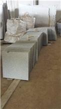Luna Pearl Granite Tiles, White Sardo Granite Tiles