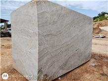 Allure Quartzite Blocks, Brazil White Quartzite Blocks