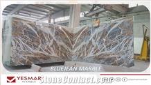 Blue Jean Marble Slabs