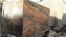 Jacaranda Quartzite Blocks