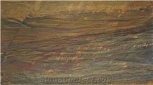 Rainbow Quartzite Slabs