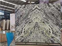 Lightweight Green Marble Slabs Honeycomb Panels