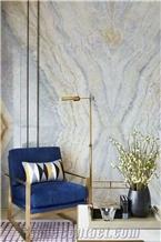 Blue Ice Marble Slabs & Tiles