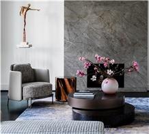 Sky Blue Quartzite Slabs & Tiles