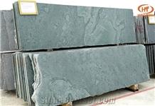 Th Green Granite Slabs/Vietnam Green Granite