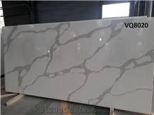 Vq8020 Calacatta Collections, Vietnam Stone Quartz