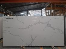 Vq8099 Calacatta Collections Vietnam Stone Quartz